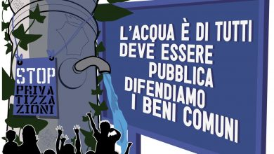 Photo of Il Forum siciliano dei movimenti per l'acqua  chiede il rispetto della legge 19/15