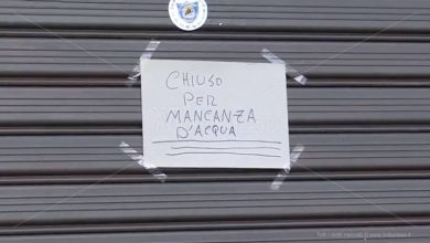 Photo of Guasto alla condotta: interrotta la distribuzione idrica in 11 comuni del Nisseno