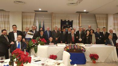 Photo of Festa degli auguri al  Lions Club di Niscemi