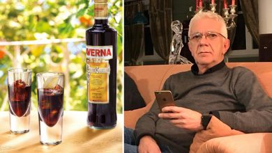 Photo of Muore Claudio Averna a 66 anni, l'uomo che creò l'amaro famoso nel mondo