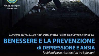 Photo of 'Benessere e la prevenzione di depressione ansia'