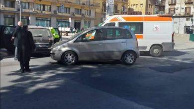 Photo of Incidente stradale in pieno centro