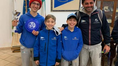 Photo of Coppa AICO OPTIMIST 2020 Siracusa