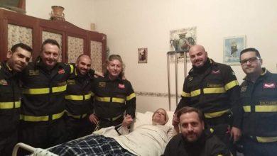 Photo of Rischiava di morire.. poi sono arrivati i pompieri