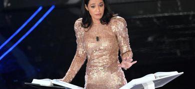 """Photo of Sanremo 2020, il grido di Rula Jebreal: """"Mai più donne vittime. Lasciateci essere quello che siamo"""""""