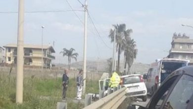 Photo of Incidente a Settefarine: auto contro guard rail