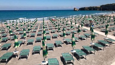 Photo of Sospesa la stagione balneare siciliana