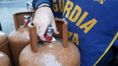 """Photo of Gela: Operazione """"fuga di gas"""". frode in commercio nella vendita di bombole GPL"""