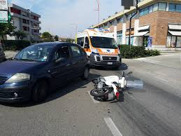 Photo of Altro incidente stradale in via Recanati