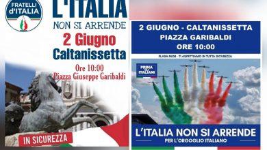 Photo of Caltanissetta: Lega e Fratelli d'Italia insieme per il 2 giugno.
