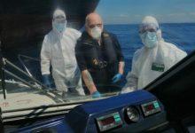 Photo of Marinaio inglese soccorso in mare