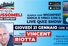 "Photo of L'attore internazionale Vincent Riotta ospite al ""Mussomeli Game Contest"""